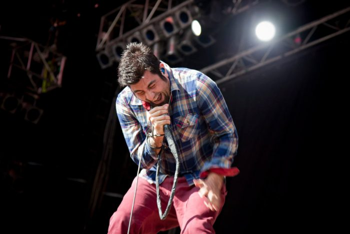 Deftones Big Day Out Photography