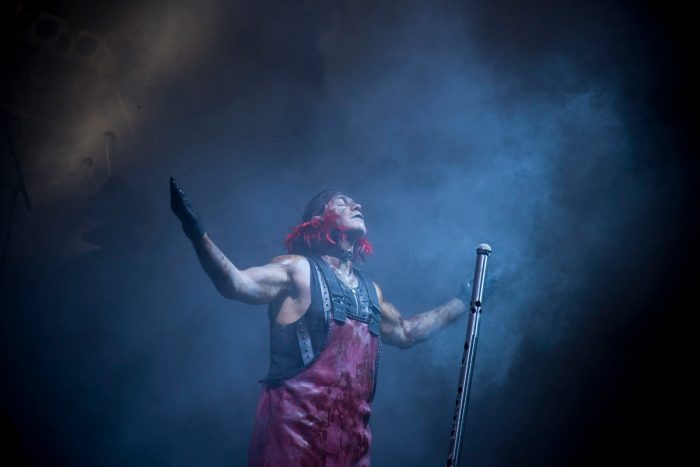 Rammstein at Big Day Out Photography